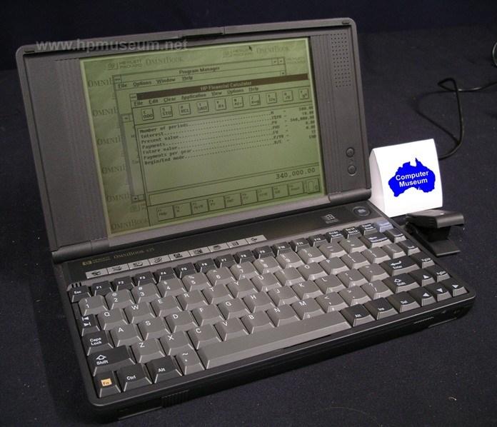 HP OmniBook XE2DI  Notebook PC Release Notes